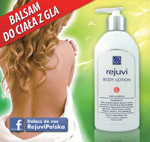 Balsam do ciała z GLA – Rejuvi Body Lotion 250 ml - REJUVI LABORATORY